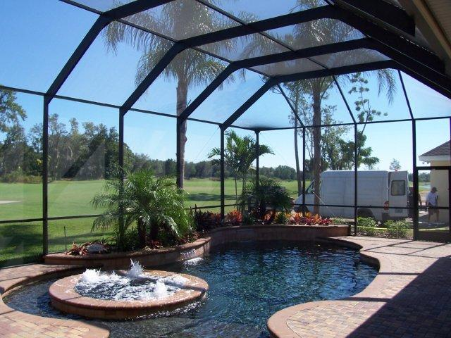 Outdoor Living Space Patio